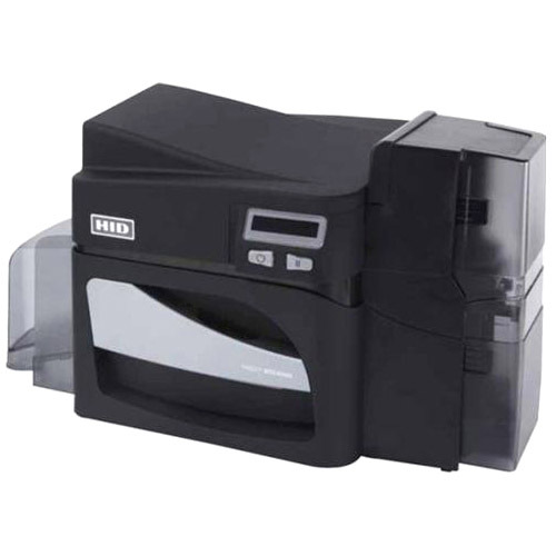 Fargo DTC4500 Single Sided Dye Sublimation/Thermal Transfer Printer - Color - Desktop - Card Print