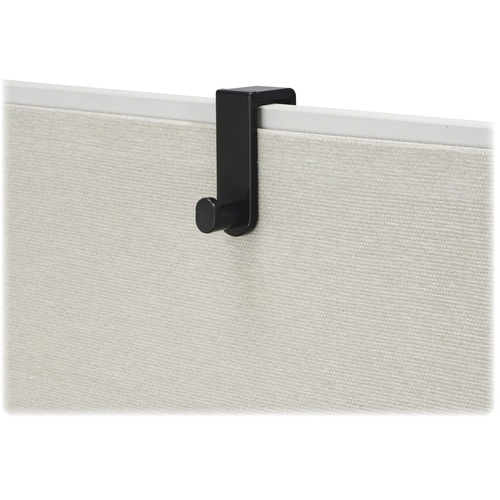 Safco Over-the-Panel Single Hook - 1.75
