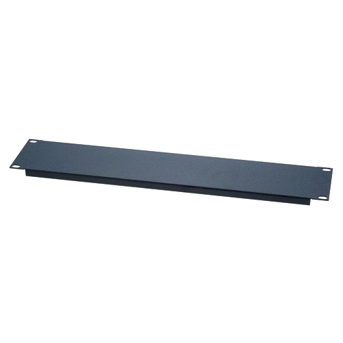 Chief 2U Steel Blank Panels - Flanged