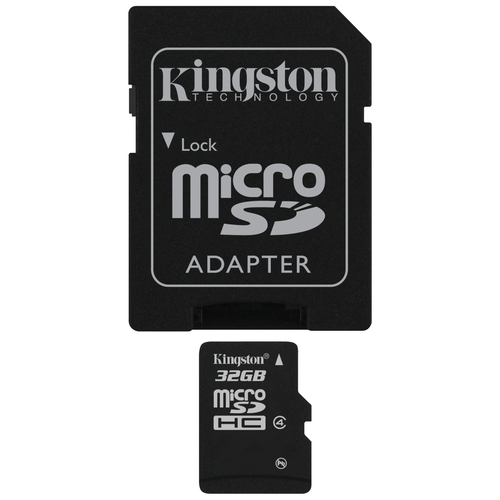 Kingston SDC4/32GB 32 GB microSDHC - 1 Card
