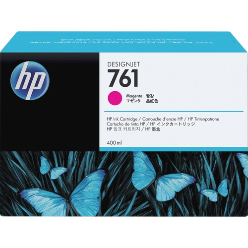 HP 761 Ink Cartridge - Magenta
