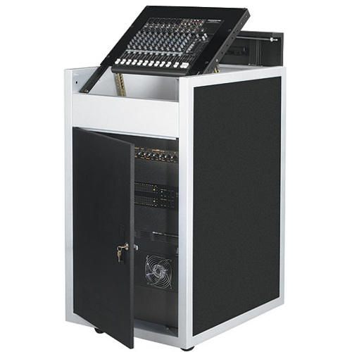 Chief 16U + 12U Steel Elite Convert Rack