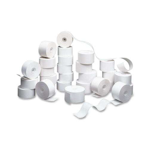 """NCR 845016 Receipt Paper - White - 1 3/4"""" x 155 ft - 24 lb Basis Weight - 100 / Box"""