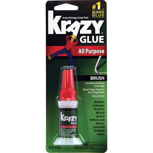 EPI KG92548R Elmer's Home/Office Brush Krazy Glue EPIKG92548R
