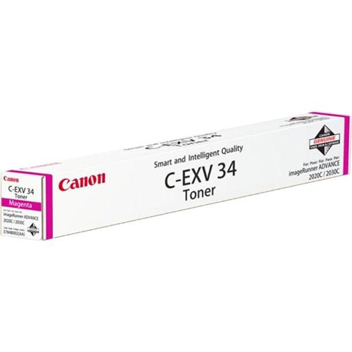 Canon C-EXV34 Toner Cartridge - Magenta
