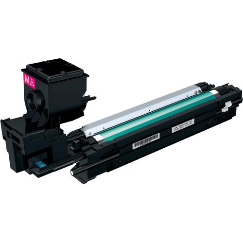 Konica Minolta A0WG0DH Toner Cartridge - Magenta