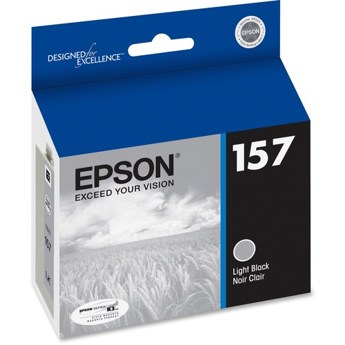 Epson UltraChrome K3 T157720 Ink Cartridge | Light Black