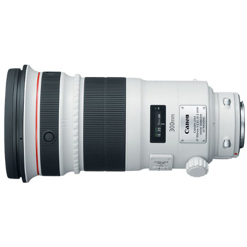 Canon 4411B002 - 300 mm - f/2.8 - Telephoto Lens for Canon EF/EF-S