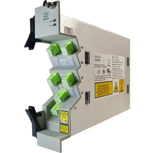 Cisco (P2-EDFA-MOD-4X21.5-SA 2-Wide) Optl Amp, 4x21.5dBm, SA