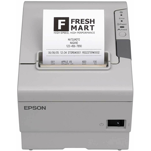Epson TM-T88V Direct Thermal Printer - Monochrome - Desktop - Receipt Print