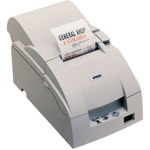 Epson TM-U220-PA Dot Matrix Printer - Colour - Receipt Print