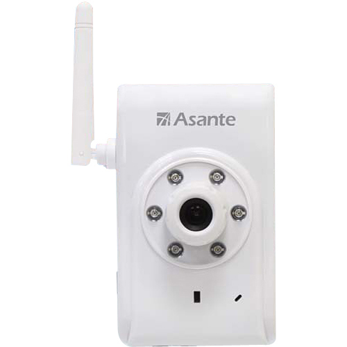 Asante Voyager SmartBot Network Camera - Color