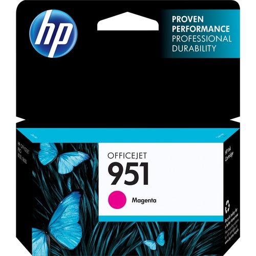 HP 951 Ink Cartridge   Magenta