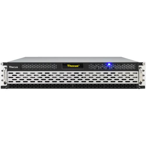 Thecus Full-Featured 2U Rackmount NAS Server