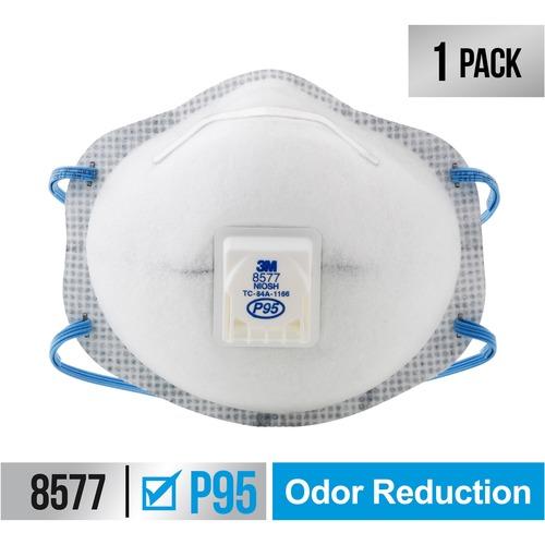 3m paint odor respirator mask