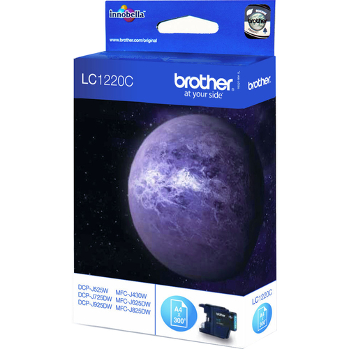 Brother Innobella LC1220C Ink Cartridge - Cyan