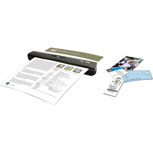 Adesso EZScan 2000 Sheetfed Scanner | 600 dpi Optical