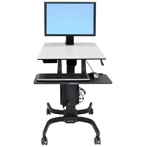 Ergotron WorkFit-C 24-216-085 Computer Stand