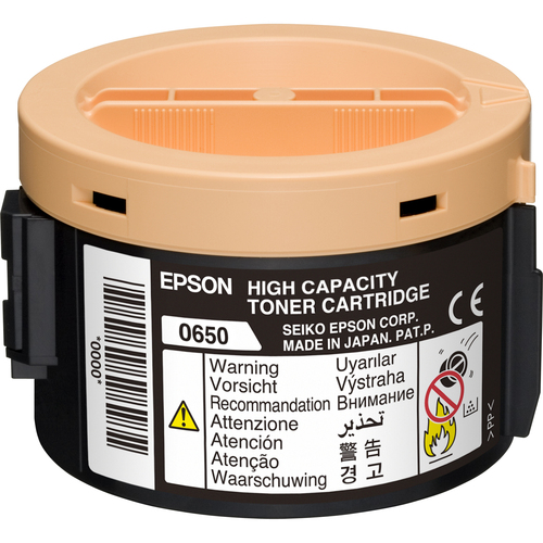 Epson C13S050650 Toner Cartridge - Black