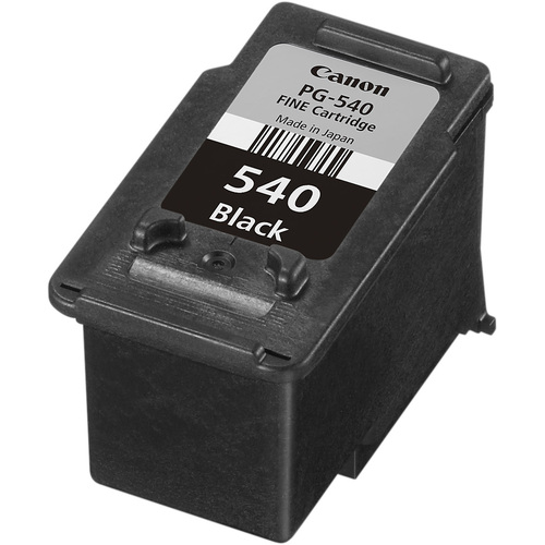 Canon PG-540 Ink Cartridge - Black