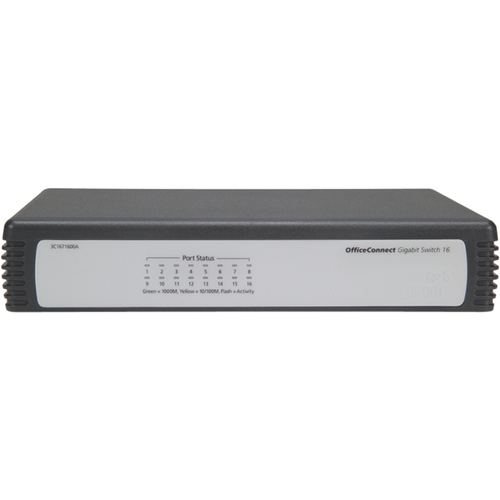 HP V1405-16G 16 Ports Ethernet Switch