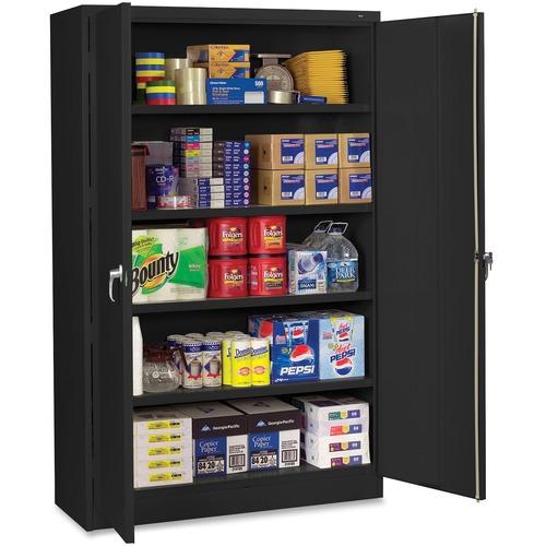Tennsco 7224 Standard Storage Cabinet 36 X 24 X 72 5 X Shelf