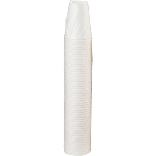 Dixie Pathways Paper Hot Cups by GP Pro - 12 fl oz - 25/PK