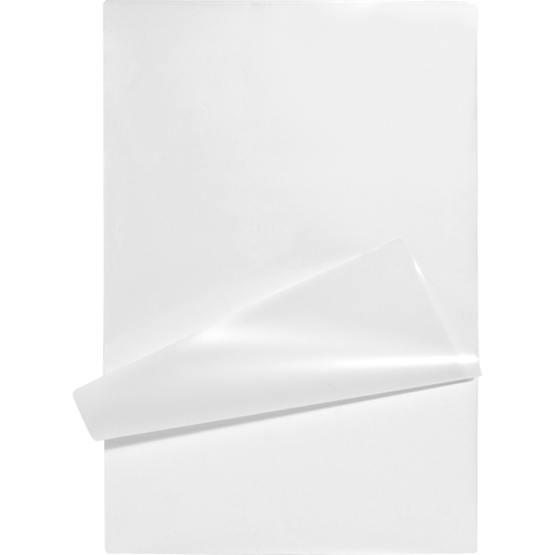 """Business Source 5 mil Menu-size Laminating Pouches - Laminating Pouch/Sheet Size: 12.13"""" Width x 18"""" Length x 5 mil Thickness - for Document, ID Badge, Photo, Recipe, Recipe Card - Pre-trimmed - Clear - 50 / Box"""