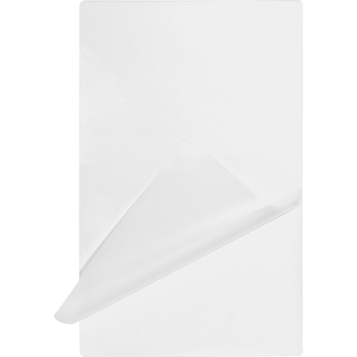 """Business Source Clear Legal-Size Laminating Pouches - Laminating Pouch/Sheet Size: 9"""" Width x 14.50"""" Length x 5 mil Thickness - for Document, ID Badge, Recipe, Photo - Clear - 100 / Box"""