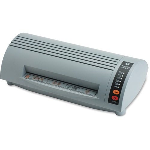 """Business Source 9"""" Professional Document Laminator - 9"""" (228.60 mm) Lamination Width - 10 mil Lamination Thickness"""
