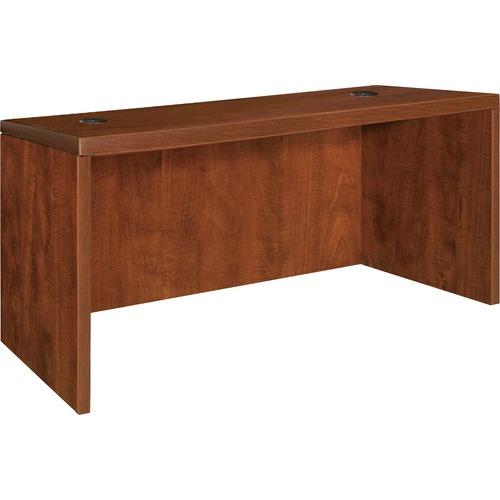 Lorell Essentials Rectangular Desk Shell - 29.5