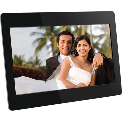 Aluratek Digital Photo Frame 14-inch screen with 2GB Built in Memory and Remote