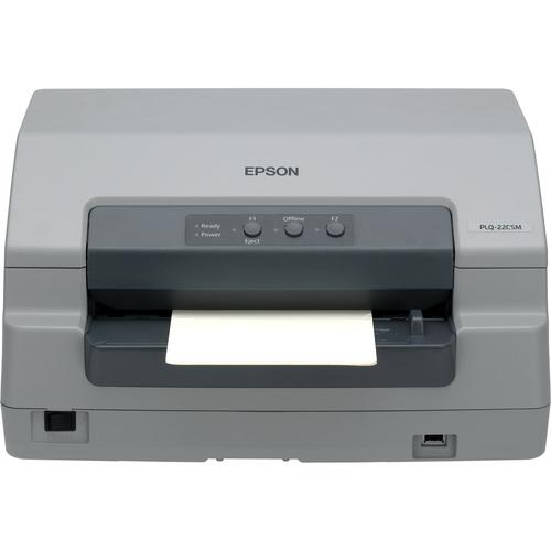 Epson PLQ-22 CSM Dot Matrix Printer - Monochrome