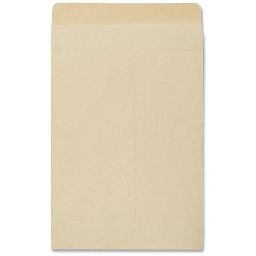 "Supremex Extra Large 1"" Expansion Envelope - Expansion - 10"" Width x 13"" Length - 32 lb - Kraft - 250 / Box"