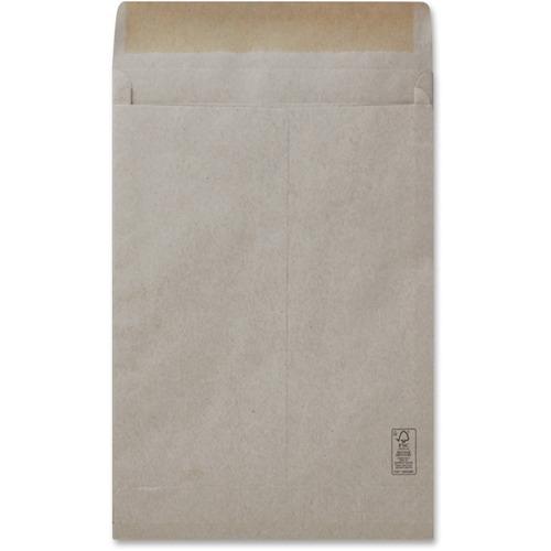 "Supremex Extra Large 1"" Expansion Envelope - Expansion - 9"" Width x 12"" Length - 32 lb - Kraft - 250 / Box"