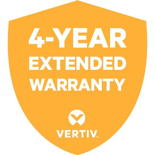 Vertiv 4 Year Gold Hardware Extended Warranty for Vertiv Avocent LV 3000/4000/5000 KVM Extender Series