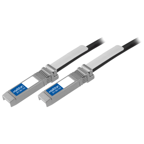 AddOn Cisco SFP-H10GB-ACU15M Compatible TAA Compliant 10GBase-CU SFP+ to SFP+ Direct Attach Cable (Active Twinax, 15m)