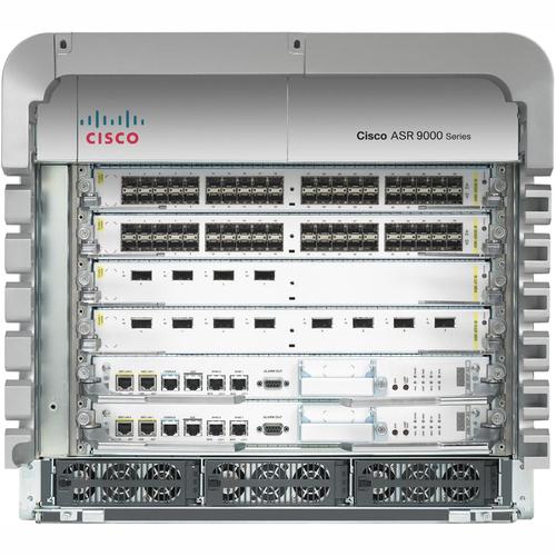 ASR-9006-AC-V2 Cisco ASR 9006 Chassis