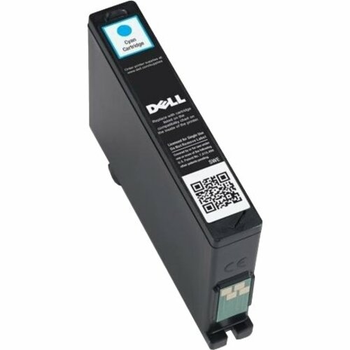 Dell Ink Cartridge - Cyan