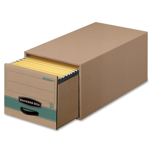 """Bankers Box Stor/Drawer File - TAA Compliant - Internal Dimensions: 15.50"""" (393.70 mm) Width x 23.25"""" (590.55 mm) Depth x 10.38"""" (263.52 mm) Height -"""