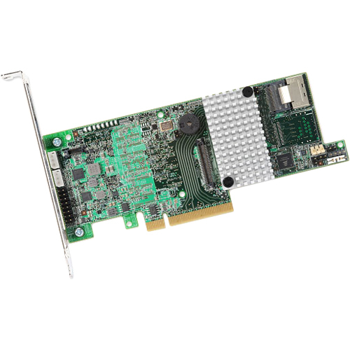 LSI Logic Controller Card L5-25413-17/06 MegaRAID SAS 9271-4i 4Port 6Gb/s PCI Express 3.0 1GB DDR3 S