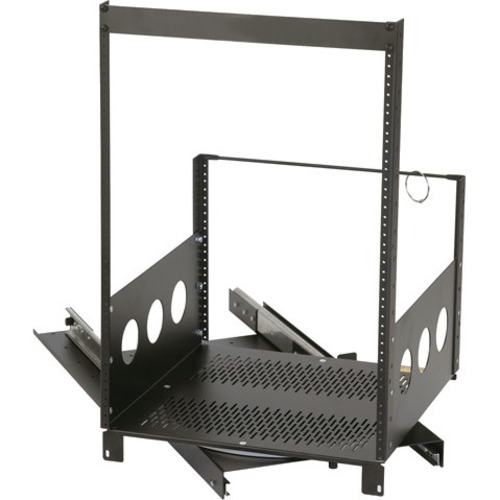 Chief 10U Extra Deep Pull-Out and Rotating Rack