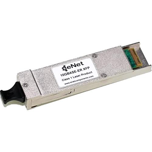 3Com 3CXFP96 Compatible 10GBASE-ER XFP 1550nm Duplex LC Connector