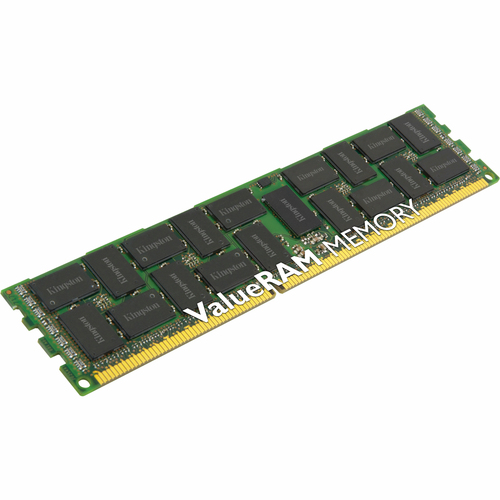 Kingston RAM Module - 16 GB 1 x 16 GB - DDR3 SDRAM - 1600 MHz DDR3-1600/PC3-12800 - 1.50 V - DIMM