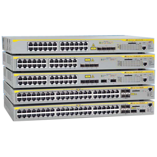 Allied Telesis AT-X610-24TSPOEplus 24 Ports Manageable Layer 3 Switch