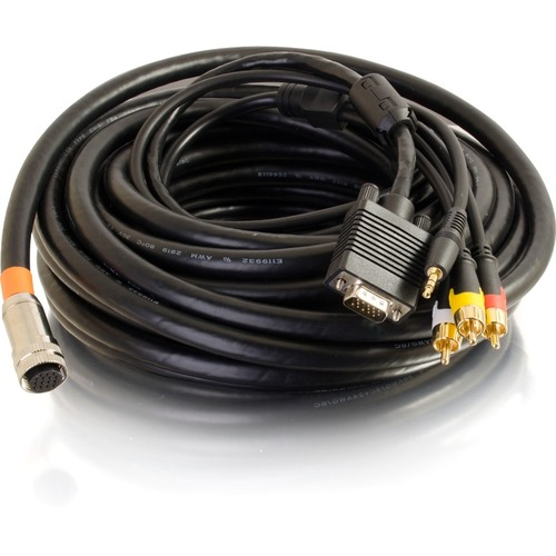 35ft RapidRun Multi-Format All-In-One Runner Cable - CMG-rated