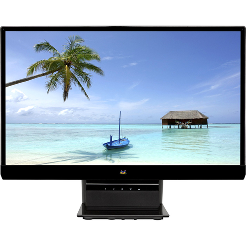 VIEWSONIC - LCD 22IN WS LED 1920X1080 VX2270SMH-LED HDMI DVI VGA BLACK