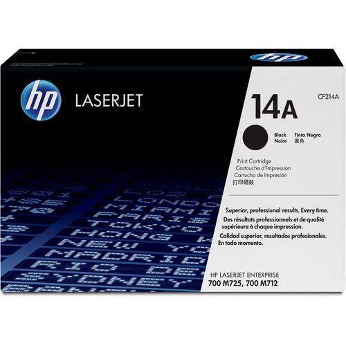 HP - TONER 14A STD BLACK TONER CARTRIDGE FOR LASERJET 700 MFP M712