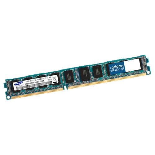 ADD-ON MEMORY DT 8GB DDR3-1600MHZ RDIMM DRX4 ECC FACTORY ORIGINAL SVR MEM