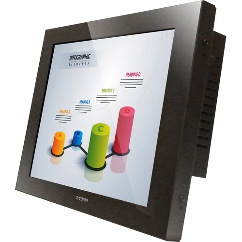 "GVision K08AS-CA-0620 8.4"" LCD Touchscreen Monitor"